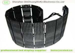 China SMD Outdoor LED Video Wall , outdoor p10 led curtain screen for stage decoration on sale