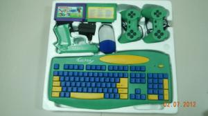 Quality Newest!!Keyboard TV game player,Education keyboard game consoles for kids for sale