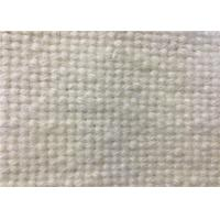 Plain Weave Industrial Felt Fabric Endless Seam For Fiber Cement Machine
