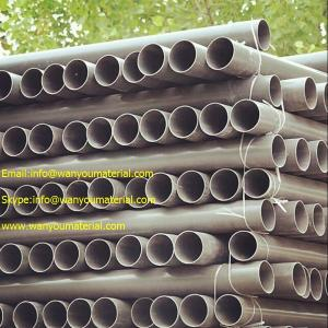 China PVC Drip Irrigation Pipe and Sprinkler Irrigation Water-Saving Irrigation Pipe info@wanyoumaterial.com on sale