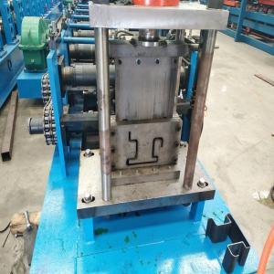 China Light Steel Villa Cold Roll Forming Machine Steel Sheet Welding 1 Year Warranty on sale