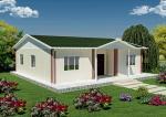 small house light steel structure Prefab Villa luxury modular villa