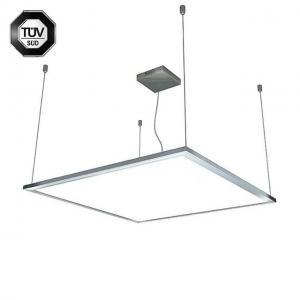 China Ultra Slim LED Ceiling Panel Lights / 600x600mm 36W 40W 48w LED Panel Light on sale