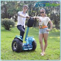 Segway Electric Scooter 2000 Watt Self Balancing Vehicle CE / FC / ROHS Approved