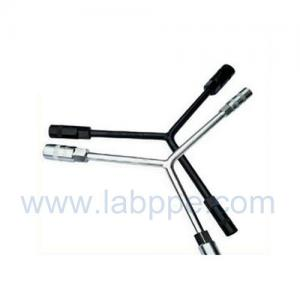 Quality Y1112E- Electrophoresis 3 way Y hex key wrench 8 9 10mm Hexagonal Hex curved for sale