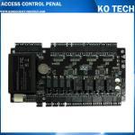 ZKteco C3-100 1, regulador del acceso de 2,4 puertas