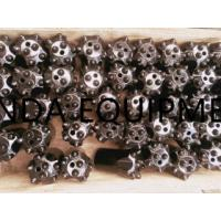 China 11 Degree 7 Button 34mm High Quality Rock Drill Taper Button Bit on sale
