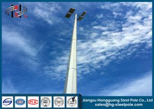 China H25m  High Mast Flood Light Poles With Lifting System LED Lamp on sale