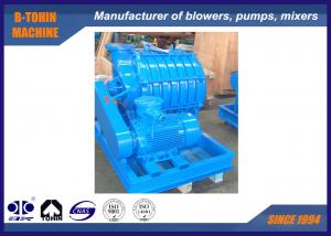 China 65KPA Multi stage Centrifugal Blowers for air combustion , centrifugal air fan blower on sale