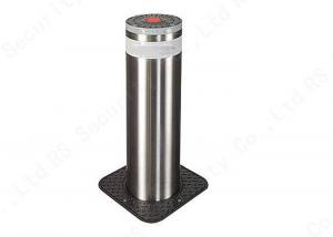 China Automated Hydraulic Bollards Stainless Parking Vehicle Barrier for Driveways on sale