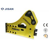 China Hyundai R500 Hydraulic Rock Breaker Heavy Duty Rock Drill CE Certificated on sale