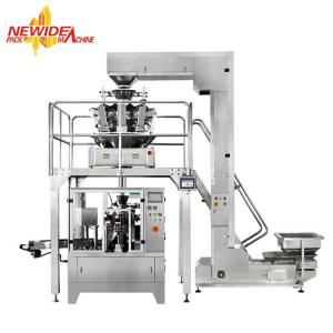 China Multi-Function Granule Rotary Premade Bag Packing Machine For Pet Food on sale