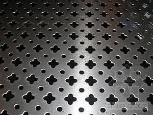 China Custom Made Galvanized PE / PVC Coated Safety Perforated Metal Sheet For Railway on sale