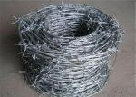 Sharp Barbed Wire Philippines Length Per Roll Barbed Wire Galvanized