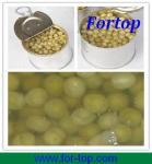 Guisantes verdes conservados (guisantes verdes frescos) Cgp-006