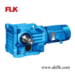 China UNICASE HELICAL SHAFT MOUNTED GEAR MOTORS on sale