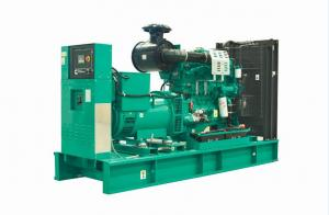China 275kva 220kw Three Phase Power Generator With Low Fuel Consumpution on sale