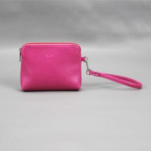 China Colorful Makeup Toiletry Travel Bags , Zipper Cosmetic Bags Environment Friendly on sale
