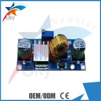 China 5A buck converter Step Down Adjustable 4-38V Power Supply Module for Arduino , LED Lithium on sale