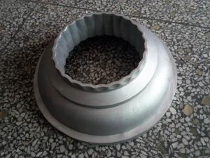 China Aluminum Alloy Low Pressure Die Casting Parts Non - Metallic Materials Anodizing on sale