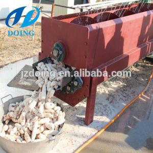 China Customized cassava peeling and washing machine cassava peeling machine price peeler on sale