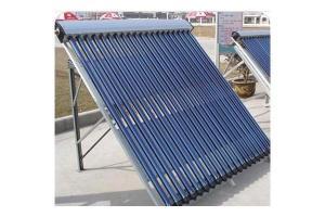 China Colector solar del tubo de calor con la certificación solar del keymark on sale