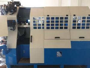 Quality High Efficient CNC Spring Machine Twelve Axes For 3-8mm Low-Carbon Steel for sale