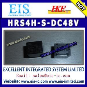 China HRS4H-S-DC48V - HKE IC - PCB Power Relays on sale