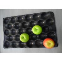 China Disposable Apple Blister Packaging Tray With Compartments , FDA Approved on sale