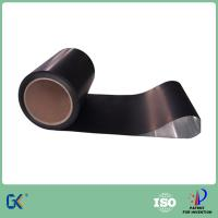 Black chrome plated aluminium absorber part for solar heater water