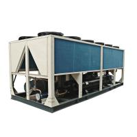 R134a Air Cooled Screw Chiller Units For Industrial Cooling and Air Conditioning