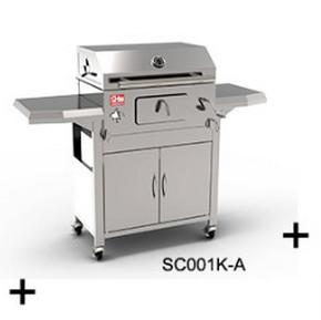 China Professional Gas Electric Grill Indoor Outdoor For Restaurant / Home on sale