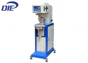 China Pneumatic One Color Ceramic Digital Printing Machine For Back Stamp Printing on sale