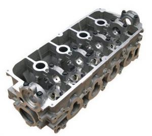 China TOYOTA COASTER COSTER / DYNA / MEGA CRUISER 15B engine cylinder head on sale