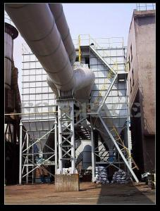 China Bag Filter Dust Collector Equipment for fume extraction on sale