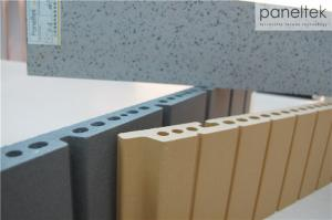 China Building Lightweight Cladding Panels/ High Strength Insulated Wall Cladding Panels on sale