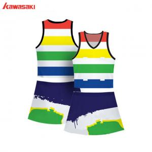China Lawn Tennis Sports OEM comfortable Tennis Wear Sublimation Tennis Skirt dress on sale