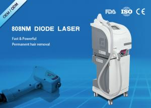 Quality CE Approved 808nm Diode Laser Hair Removal Machine Macro Channel Laser for sale