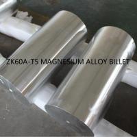 Extruded Magnesium Alloy Rod , Az31b Magnesium Alloy Billet For Cellular Phones