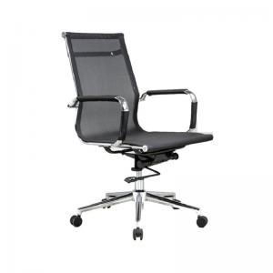 China Ergonomic Mesh Executive Conference Chairs High Back Adjustable on sale