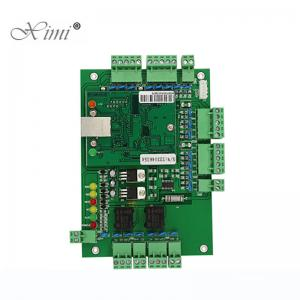 China RFID Card Access Control Panel WG002 Two Ways WAN Access Control System on sale