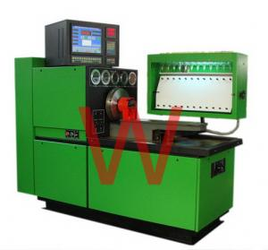China WT100 diesel injection pump test bench on sale