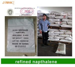 China china refined napthalene on sale