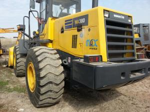 China Used KOMATSU WA380-3 5 Ton Wheel Loader,Used KOMATSU Wheel Loader on sale