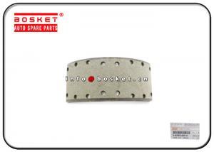 China 870830000 Rear Brake Shoe Kit For ISUZU NPR 700P 5-87831693-0 5878316930 on sale