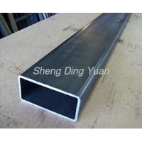 Rectangular Q345B Carbon Steel Tube GB/T3094-2000 For Textile Machinery