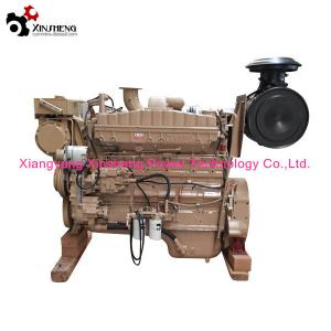 Quality Propulsion Cummins Marine Diesel Engines KTA19-M600 600HP For Commercial Boats for sale