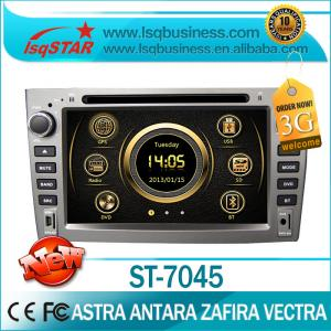 China HD Touch Screen Automobile DVD Players USB SD Slot on sale