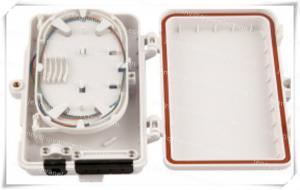 China 4 Core Mini FTB Fiber Optic Termination Box Waterproof FTTH/FTTX Distribution Box on sale