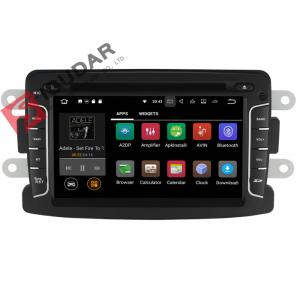 China Built In GPS Android Auto Car Stereo Android Auto Car Deck For Dacia / Duster / Renault on sale